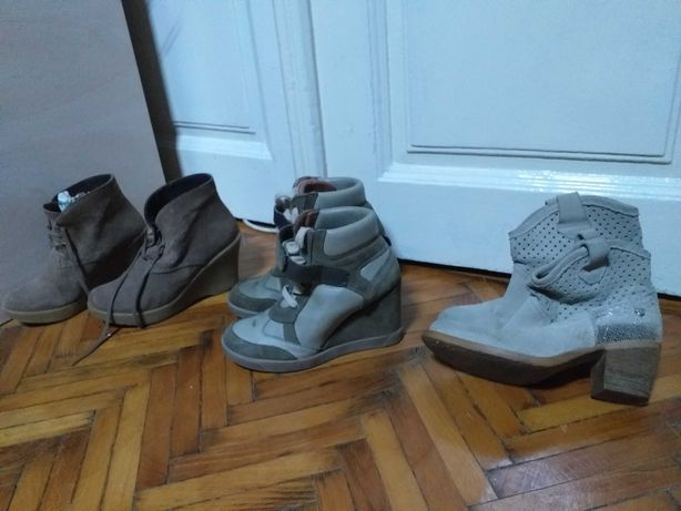 Vand papuci ghetute femei