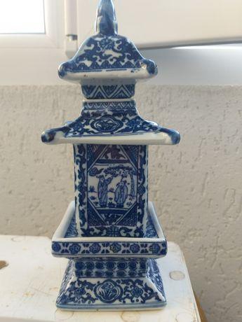 Китайска ваза , китайски порцелан