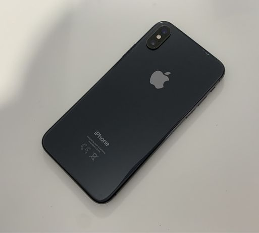 iPhone X Negru 64Gb, NeverLocked, Impecabil.