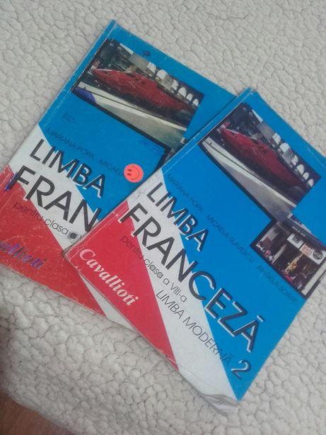 Manuale lb franceza a8