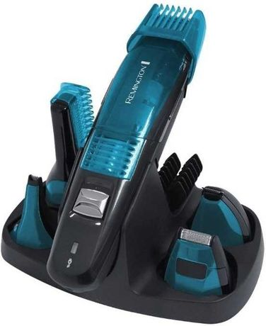 Машинка для стрижки волос Remington PG6070 Blue-Black