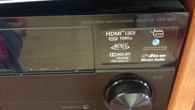 Amplificator pionner VSX - 520 și 2 Boxe Acoustic Control 120 w