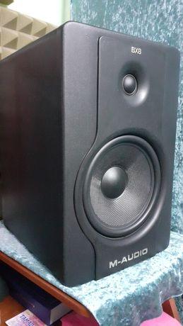 M-audio BX-8 студийные мониторы