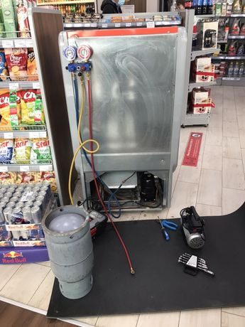 Reparatii frigidere,Aer conditionat si Ac Auto