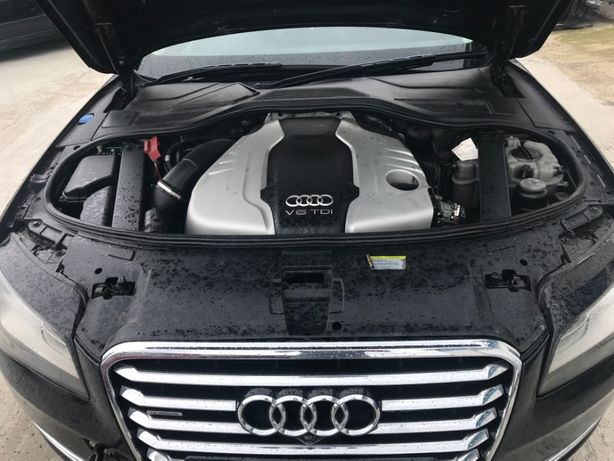 Fuzeta stanga fata Audi A8 4H din 2012 CDTA 250 cai putere