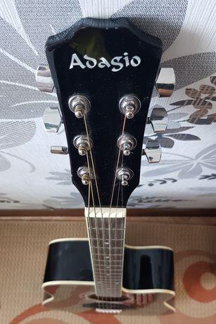 Гитара    Adagio.