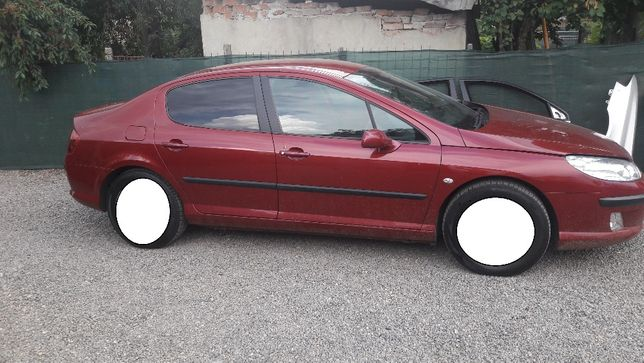 Piese Peugeot 407 2.0 Hdi din 2006