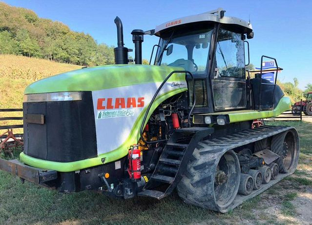 tractor claas 510CP