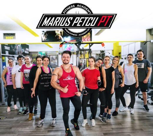 Marius Petcu - Nutriționist și Antrenor Personal