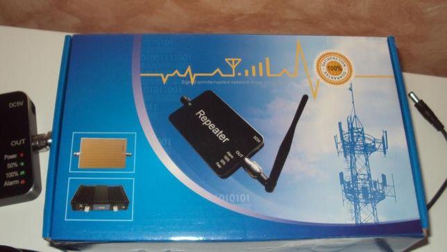 Kit repetor, amplificator semnal 3G , toate retelele 3G inclusiv DIGI