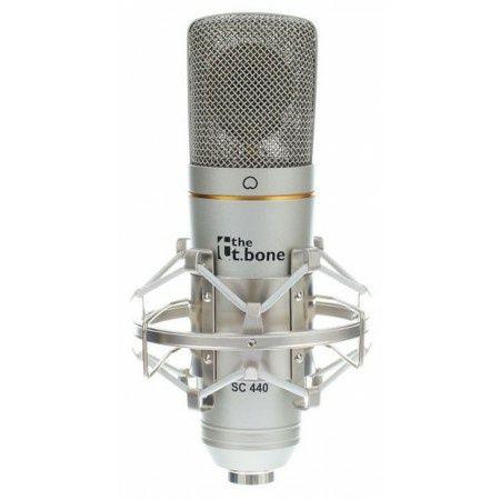 Microfon Studio The T.Bone SC440 USB