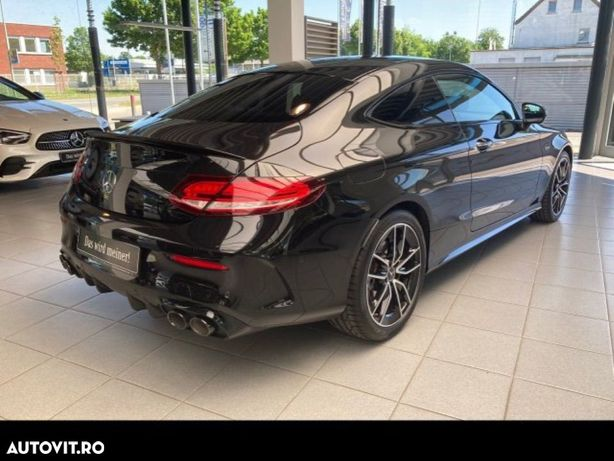 Mercedes-Benz C Multibeam / Distronic / Camera / Keyless Entry / Evacuare SPORT AMG