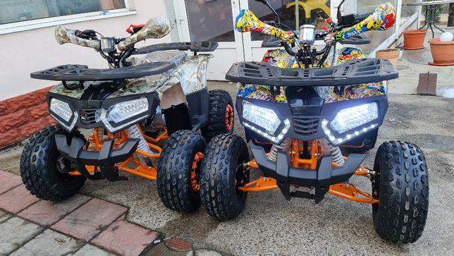 Atv LED -LUXE- SPYDER 125cc ,Nou 2021 , Robust de Calitate US, Fara Pe