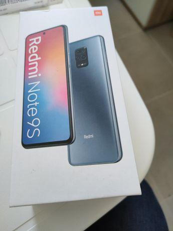 Xiaomi redmi note 9S ( pro ) nou dualsim 6 gb ram 128 gb,aurora blue