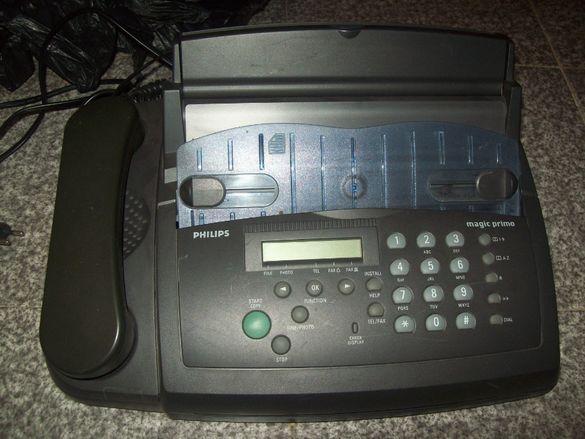 Факс телефон Philips