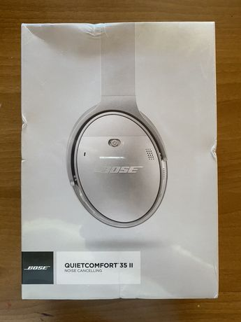 Bose Quietcomfort 35 II. Sigilate.