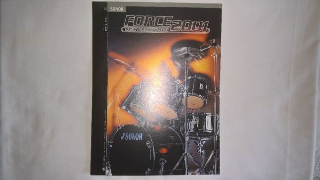 Sonor_Force_2001_Catalog