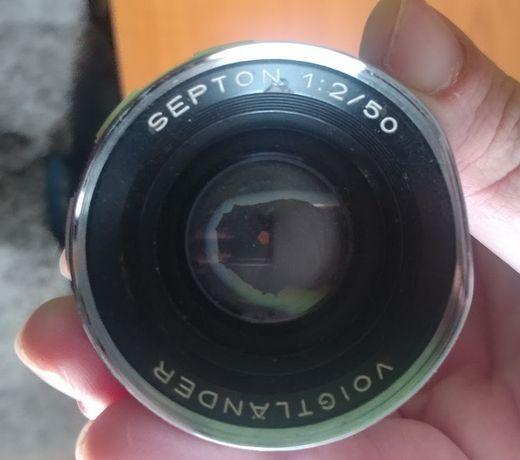 Obiectiv Voigtlander Septon 50mm f/2