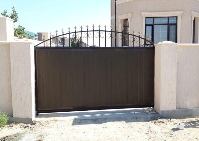 Ворота, рольставни, шлагбаумы от официального дилера DoorHan в г.Актау