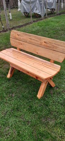 Bancute si scaune din lemn masiv