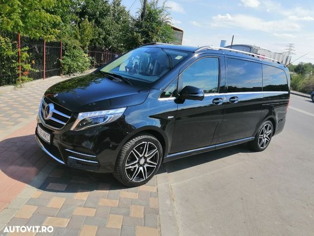 Mercedes-Benz V V 250 4 Matic model exclusiv