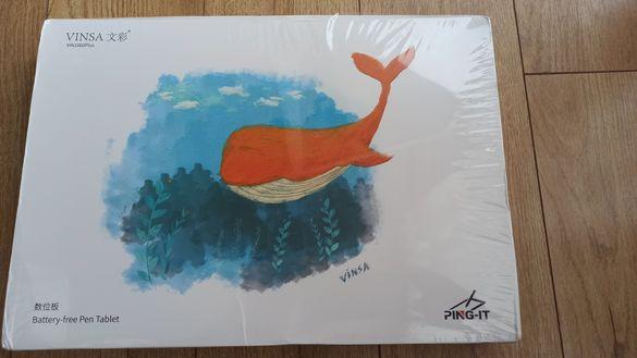 Рисувателен таблет Vinsa