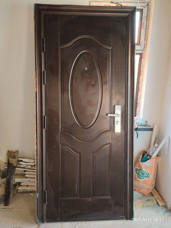 Дверь входная срочно