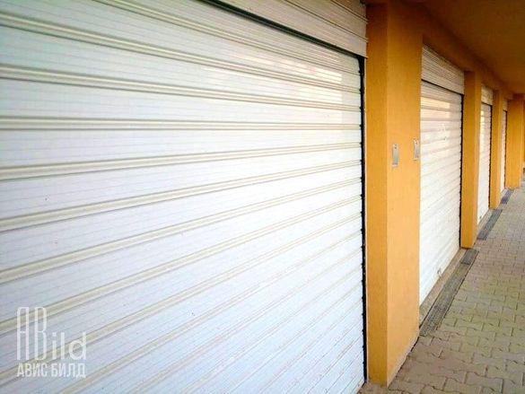 Надеждните гаражни врати. Ролетни, секционни; охранителни ролетки/щори