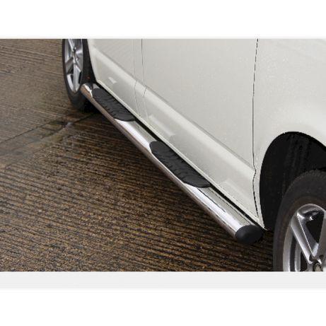Praguri laterale dedicate Volkswagen T5 SWB 10-15