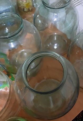 Продам банки 1-2-3 литровые