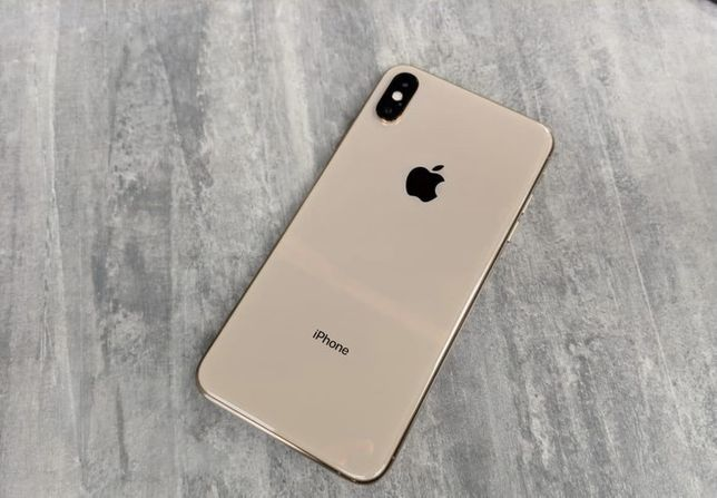IPhone XS max 256 г gold