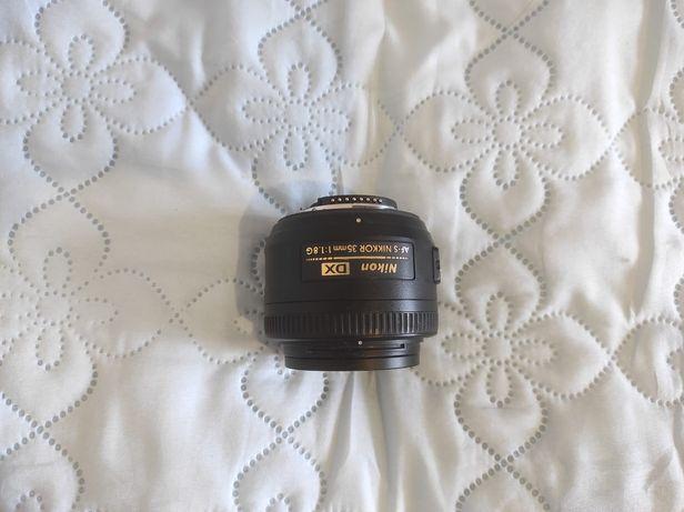 Nikkor 35 mm 1, 8 G
