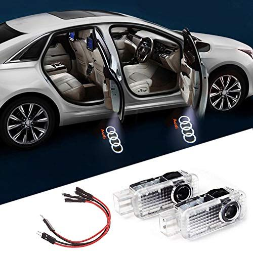 LED лого проектор за врати за Audi A4 A5 A6 A8 A1 Q7 Q5 гр. София - image 1
