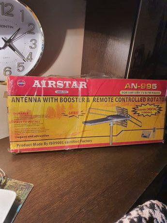 Антенна уличная Airstar цифровая, с автонастройкой, топ качество
