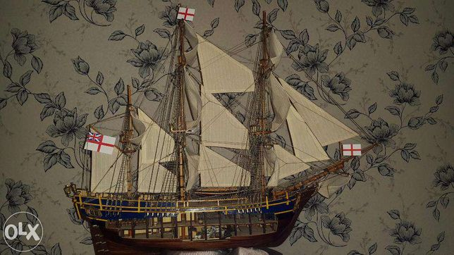 Парусник HMS Baunty 1787.