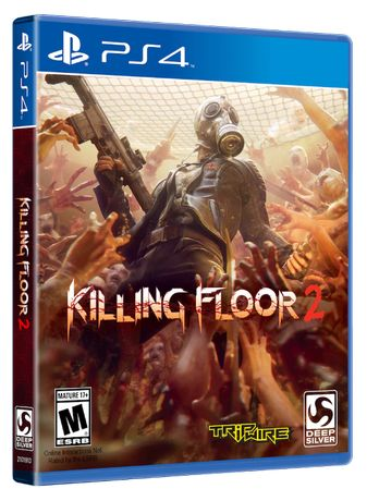 Joc PS4 Killing Floor 2 Sony playstation 4 shooter PS5