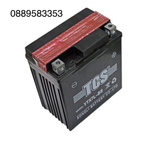 Акумулатор за мотор YTX7L-BS 46.90 лв.