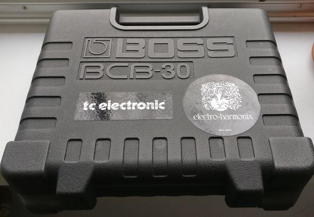 Boss BCB-30 pedalboard case pentru pedale efecte chitara