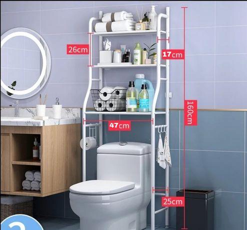 Стойка / полка для ванной / полка для туалета
