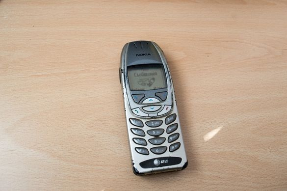 Nokia 6310i с бг меню