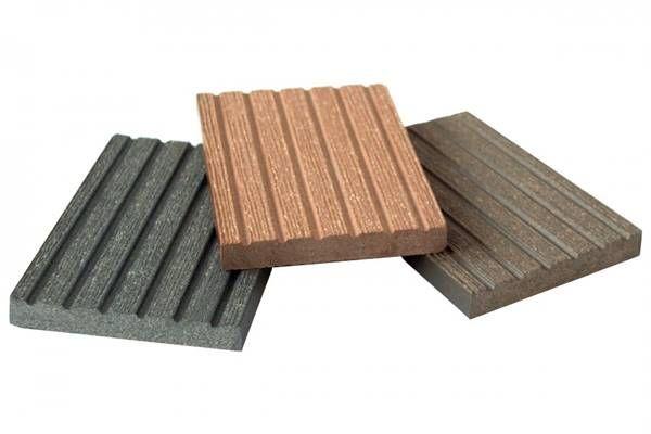 Uluca gard WPC 70x10x3000 Scandura Gard lemn plastifiat
