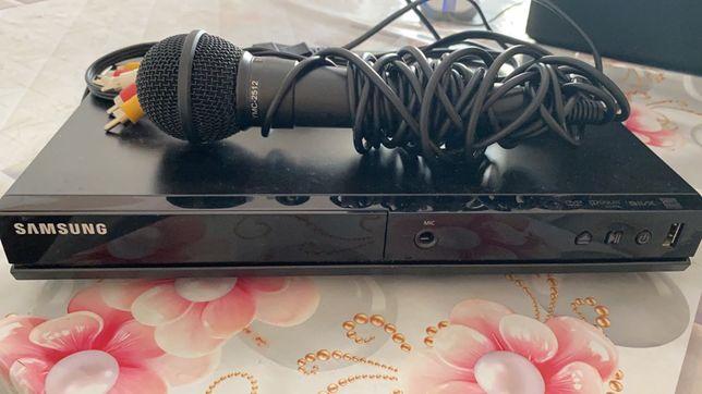 Двд микрофон