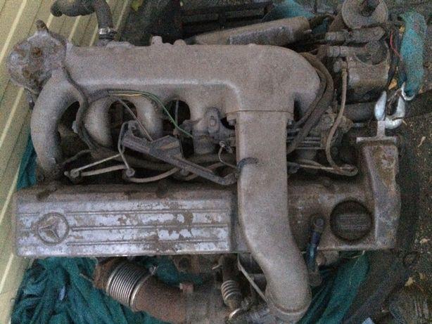 Двигатель на Мерседес W124, E300 Обьем 2,9 tdi