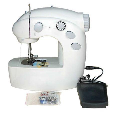 Скидка 50% На компактную Электрическую швейную машинку