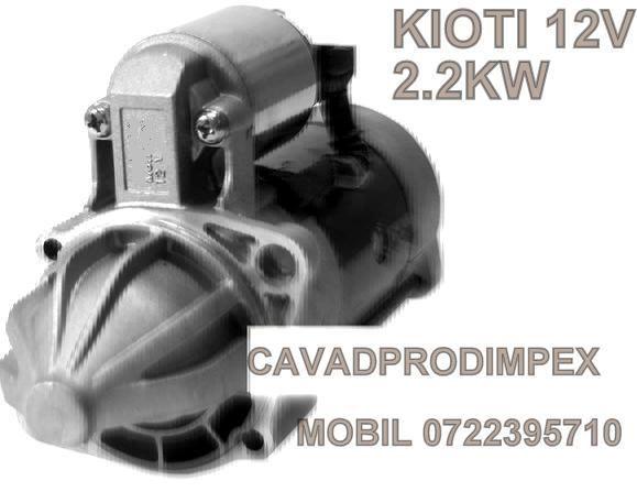 Electromotor pentru tractor Kioti 12v nou