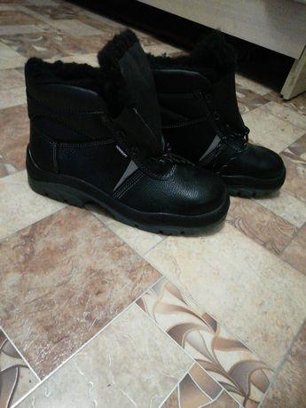 Мужские ботинки(спец. Обувь)
