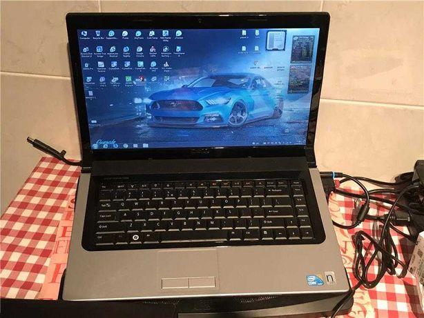 Dell Studio 1558, i7-720QM, 8GB, Ati Radeon HD 5470 1GB FHD, SSD 120GB