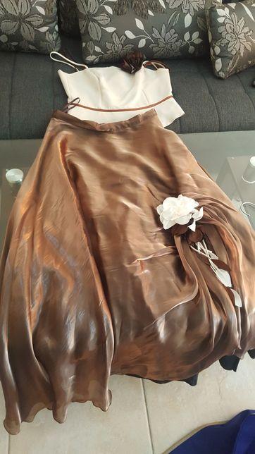 Fusta cu corset damă elegant