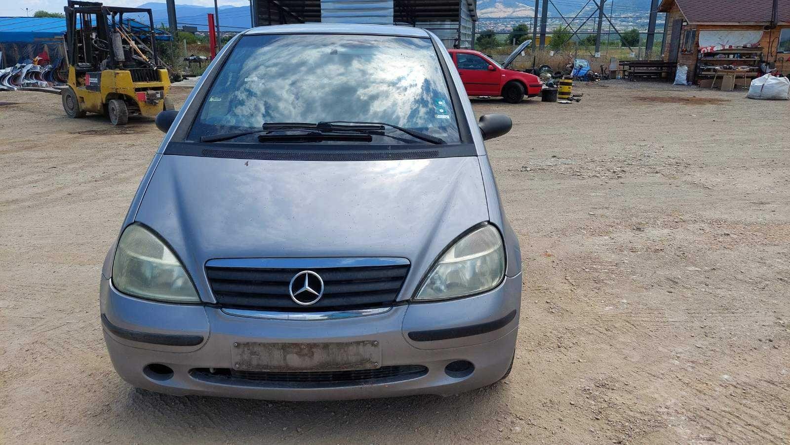 Mercedes-Benz A 170 CDI - 90 к.с на части