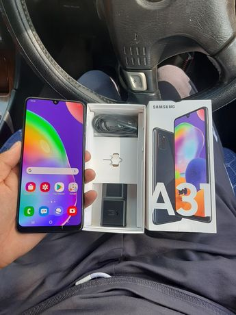 Samsung A31 как новый